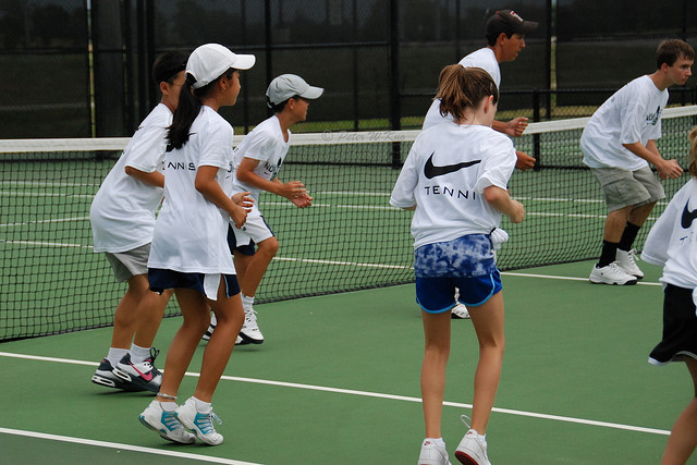 Tennis Fit for Kids .. New Program offered January 2013