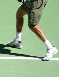 Tennis Tip: Rain & Sprain