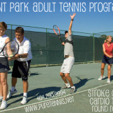 Grant Park Spring 2013 Junior & Adult Tennis Programs