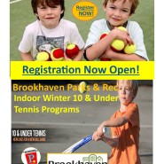 JR. Development Tennis to Begin for City of Brookhaven Parks & Rec!