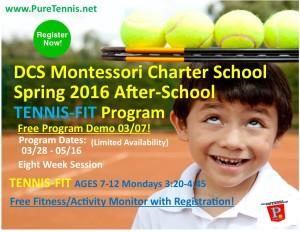 DCS Montessori Flyer