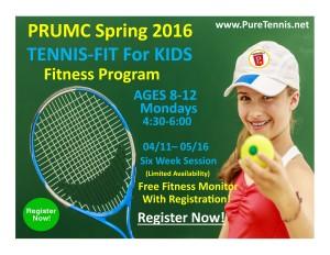 PRUMC Tennis Fit.