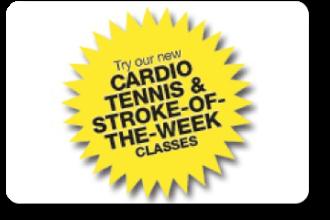 Cardio Tennis Programs