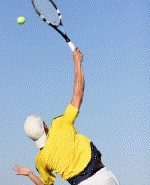 Angle Your Shoulders on Your Serve